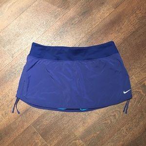 Nike | Dri-Fit Royal Blue Skirt Size L